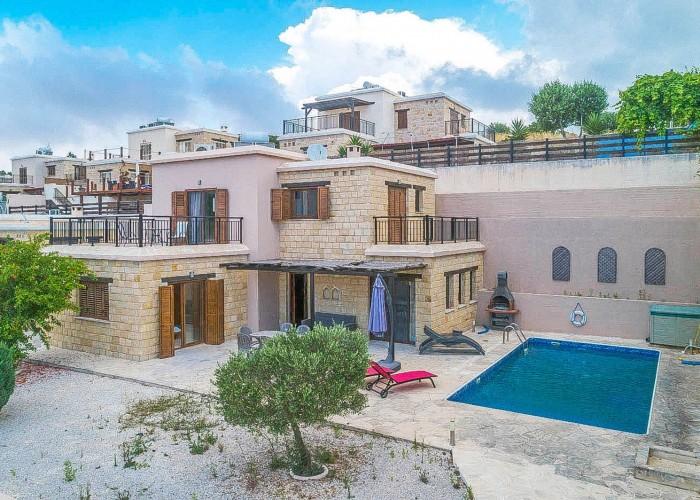 Detached Villa For Sale  in  Kathikas
