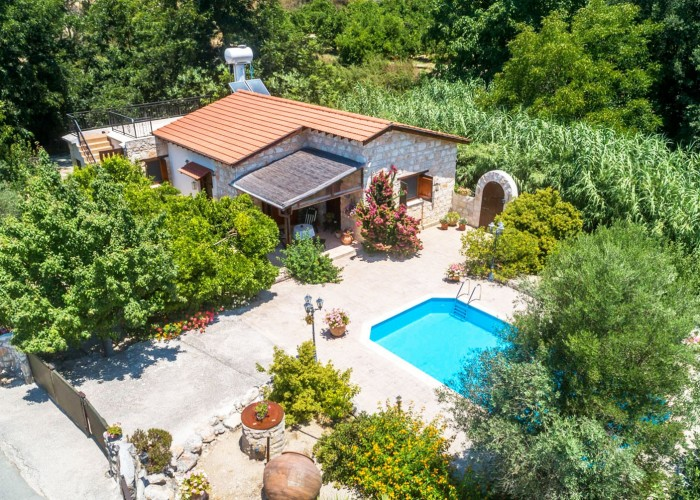 Stone House For Sale  in  Giolou