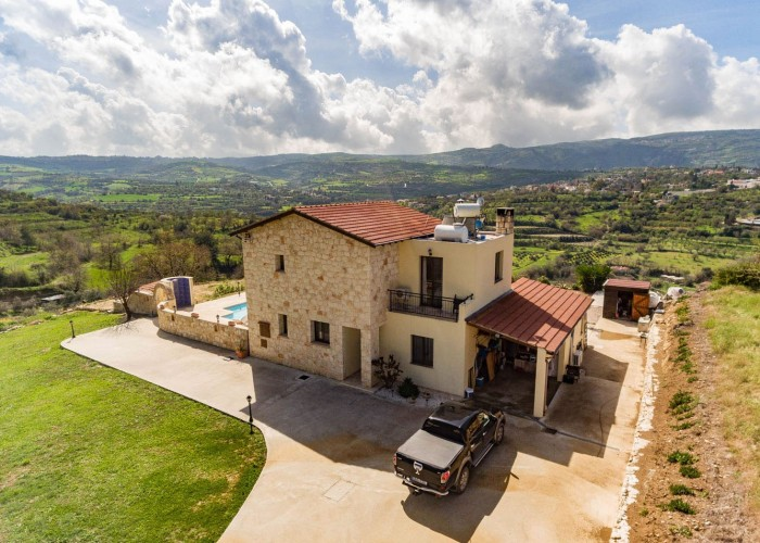 Detached Villa For Sale  in  Giolou