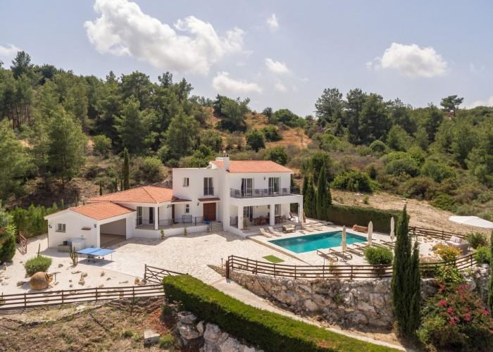 Detached Villa For Sale  in  Peristerona
