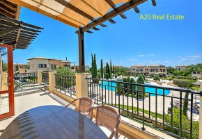 Apartment For Sale in Aphrodite Hills, Paphos - 2563