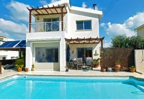 Detached Villa For Sale in Anarita, Paphos - 2569