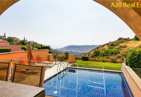 Semi Detached Villa For Sale in Aphrodite Hills, Paphos - 25
