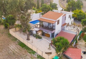 Detached Villa Sold in Lysos, Polis - 2588