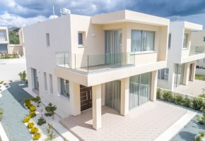 Detached Villa For Sale in Mesogi, Paphos - 2621