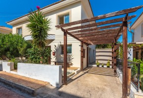 Semi Detached Villa Sold in Argaka, Polis - 2637
