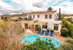 Detached Villa For Sale in Argaka, Polis - 1697