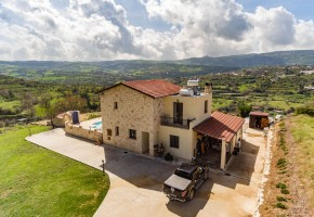 Detached Villa Sold in Giolou, Polis - 2417
