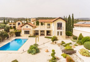 Detached Villa For Sale in Latchi, Polis - 2418